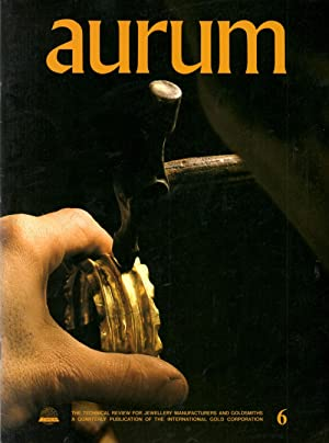 aurum No. 6 1981 English Edition The: Taimsalu, Dr. Parn