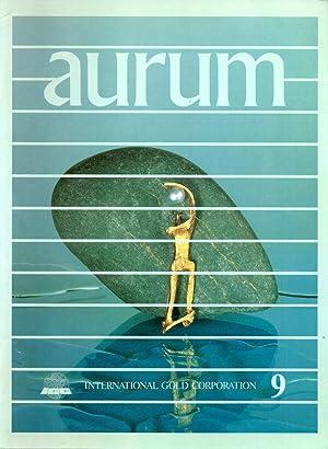 aurum No. 9 1982 English Edition The: Taimsalu, Dr. Parn
