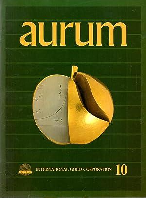 aurum No. 10 1982 English Edition The: Taimsalu, Dr. Parn