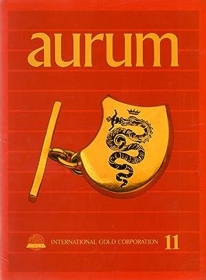 aurum No. 11 1982 English Edition The: Taimsalu, Dr. Parn