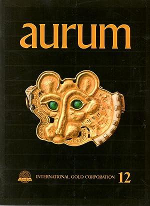 aurum No. 12 1982 English Edition The: Taimsalu, Dr. Parn