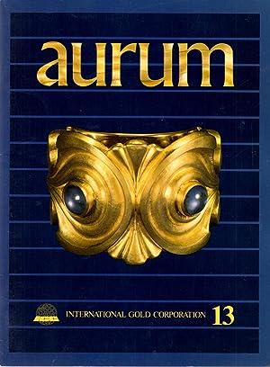 aurum No. 13 1983 English Edition The: Taimsalu, Dr. Parn