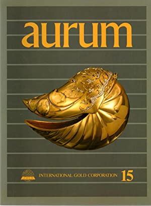 aurum No. 15 1983 English Edition The: Taimsalu, Dr. Parn