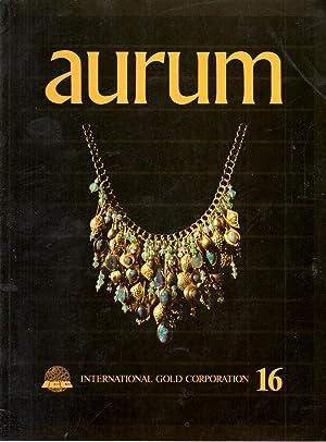 aurum No. 16 1983 English Edition The: Taimsalu, Dr. Parn
