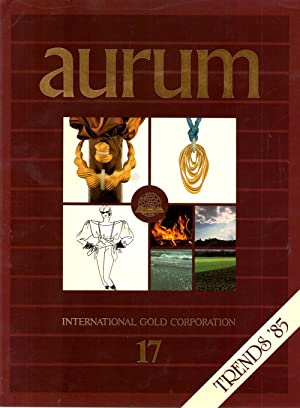 aurum No. 17 Spring 1984 English Edition: Taimsalu, Dr. Parn