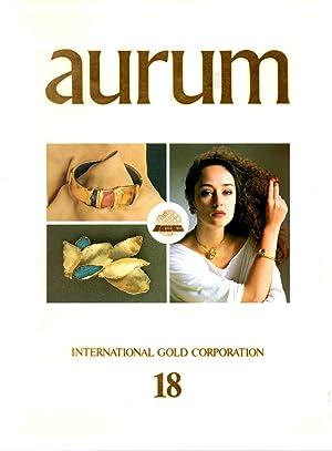 aurum No. 18 Summer 1984 English Edition: Taimsalu, Dr. Parn