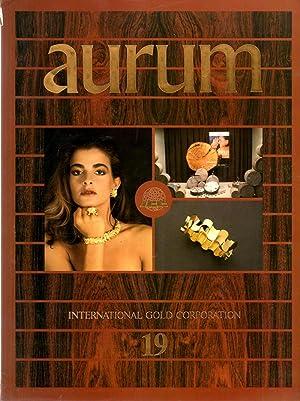 aurum No. 19 Autumn 1984 English Edition: Taimsalu, Dr. Parn