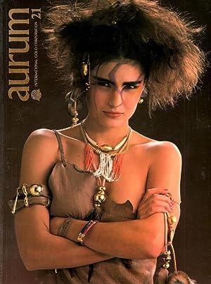 aurum No. 21 Spring 1985 English Edition: Taimsalu, Dr. Parn
