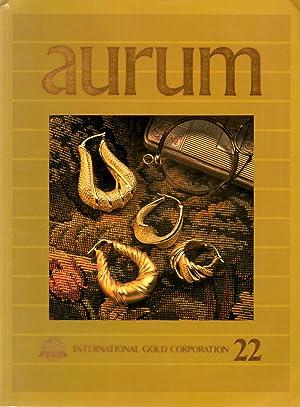aurum No. 22 Summer 1985 English Edition: Taimsalu, Dr. Parn