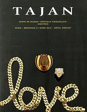 Vente de Bijoux 'Speciale Fiancailles' Montres Paris: Tajan Staff