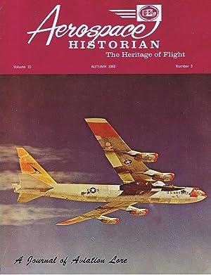 Aerospace Historian Vol. 15 No. 3 (Autumn 1968): Enyart, Byron (editor)
