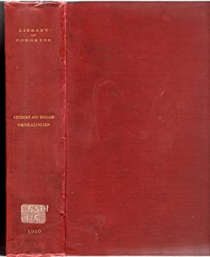 American and English Genealogies in the Library of Congress Preliminary Catalogue: Library of ...