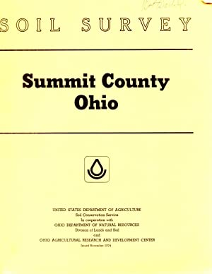 Soil Survey Summit County Ohio