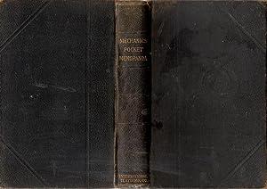Mechanics' Pocket Memoranda A Convenient Pocketbook: Author Unknown