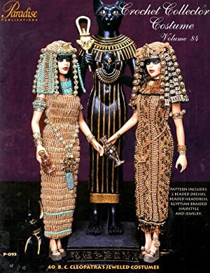 Cleopatra's Jeweled Costumes Crochet Collector Costume 84: Peach, Sandra
