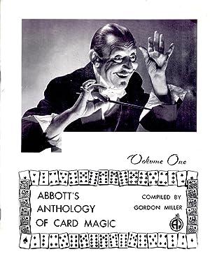 Abbott's Anthology of Card Magic Volume I: Miller, Gordon (editor)