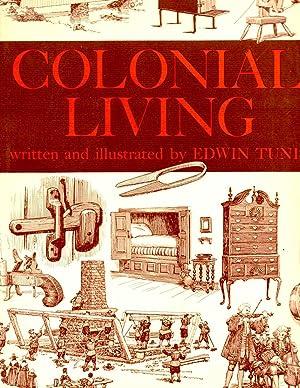 Colonial Living: Tunis, Edwin