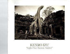 Light over ancient Angkor: Platinum prints: Izu, Kenro