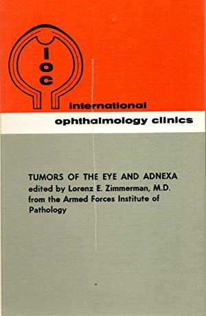 Tumors of the Eye and Adnexa June: Zimmerman,Lorenz E. MD