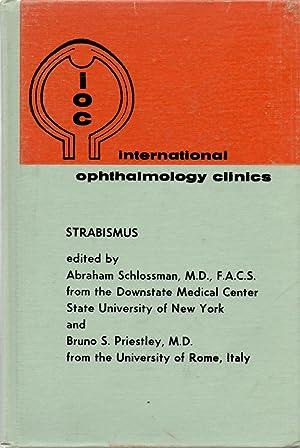 Strabismus Fall 1966 Vol. 6 No. 3: Chlossman, Abraham MD