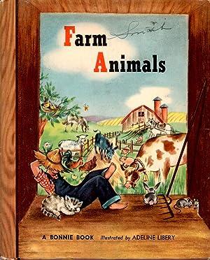 Farm Animals: Libery, Adeline (illustrator)