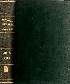 National Geographic Magazine Volume XXVI: Grosvenor, Gilbert H. (editor)