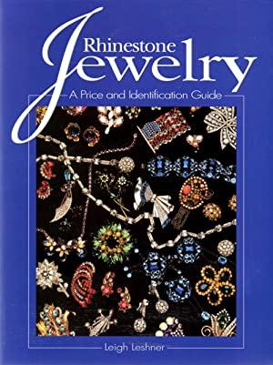 Rhinestone Jewelry: A Price and Identification Guide: Leshner, Leigh