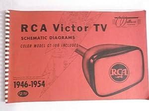 RCA Victor TV Schematic Diagrams 1946 -: Author Unknown