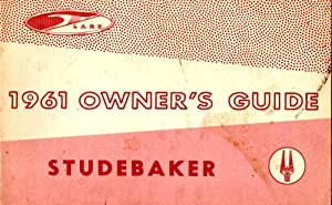 1961 Studebaker Owner's Guide: Not Available