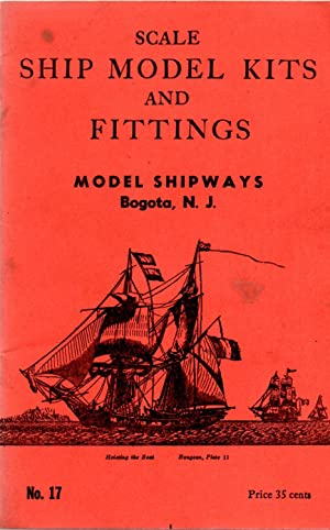 Scale Ship Model Kits and Fittings 1963: Author Unknown
