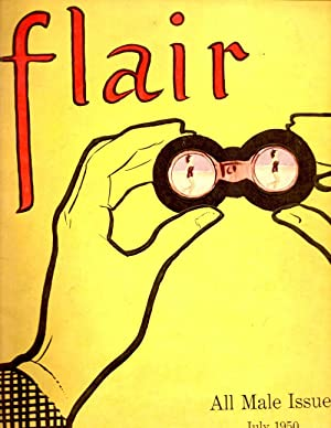 Flair All Male Issue July 1950: Cowles, Fleur (editor)