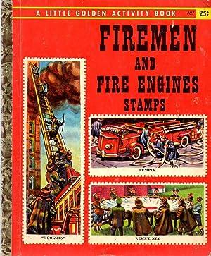 Firemen and Fire Engines A Little Golden: Goldsmith, Jane