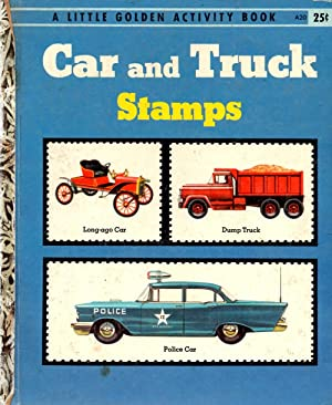 Car and Truck Stamps: Daly, Kathleen N.