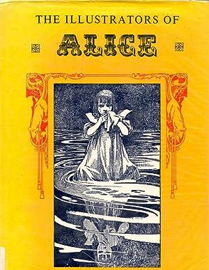"Illustrators of ""Alice in Wonderland"" and ""Through: Graham Ovenden; John"
