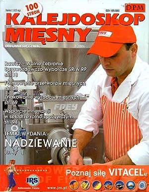 Kalejdoskop Miesny March 2006, Polish Language Edition: Author Unknown