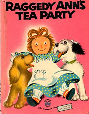 Raggedy Ann's Tea Party: Gruelle, Johnny