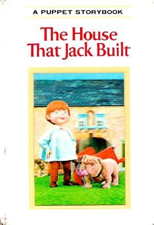 House That Jack Built a Puppet Storybook