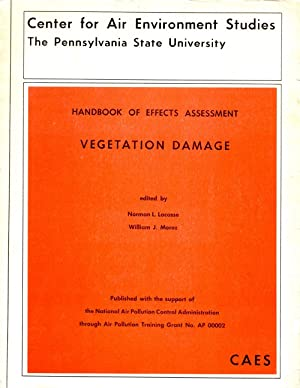 Handbook of Effects Assessment Vegetation Damage