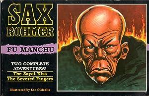 Sax Rohmer's Fu Manchu: The Zayat Kiss: Rohmer, Sax