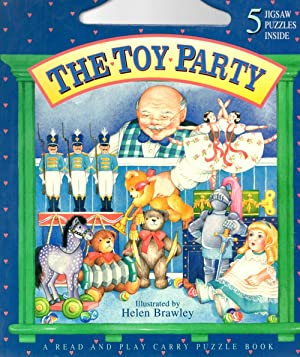 Carry Jigsaw - The Toy Party