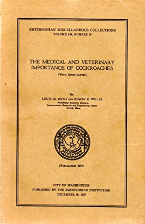 The Medical and Veterinary Importance of Cockroaches: Roth, Louis M.