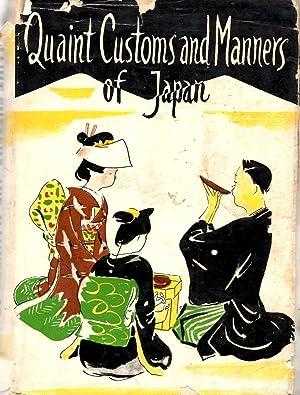 Quaint Customs and Manners of Japan Volume: Joya, Mock