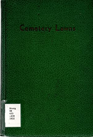 Cemetery Lawns Making and Maintenance