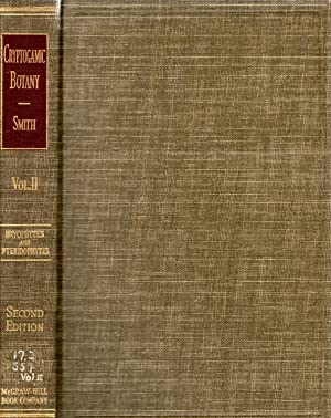 Cryptogamic Botany Volume II Bryophytes and Pteridophytes