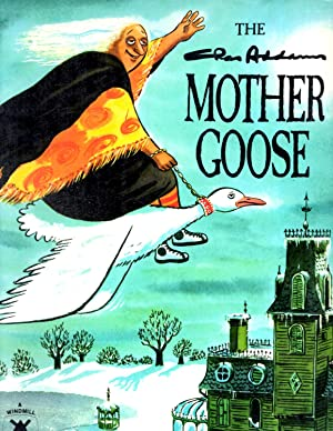 Chas Addams Mother Goose