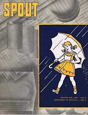 Spout Volume 12 Number 1 January 1957: Kerr, Bernice (editor)