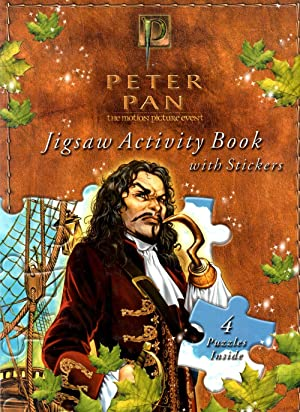 Peter Pan Jigsaw Activity Book with Stickers