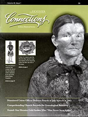 Connections The Hoosier Genealogist Volume 46, Issue: Baer, M. Teresa
