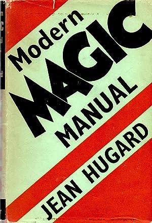 Modern Magic Manual: Hugard, Jean