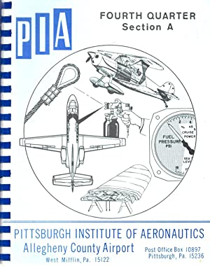 PIA Fourth Quarter Section A: Author Unknown